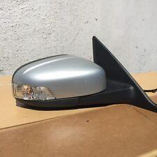 Volvo v50 S40 II, Bj. 06-08, Außenspiegel RECHTS, Silber Metallic, guter Zust.