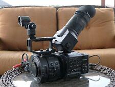 Sony NEX-FS700R Super 35 Camcorder 4K Raw Output with Viewfinder