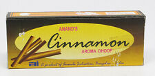 Cinnamon, Anand Dhoop Stick Incense, 15-20 Logs