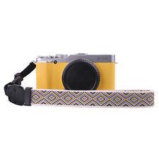 DSLR Camera Grip Wrist Hand Strap w/ Wrist Strap Fastener for Canon Nikon JN-11