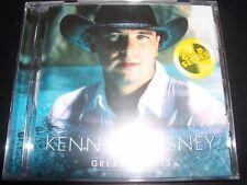 KENNY CHESNEY Greatest Hits Volume 1 (Australia) (Gold Series) CD – New
