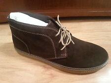 Johnston and Murphy Wallace Chukka Boot Dark Brown Men's Size 9 1/2 New In Box