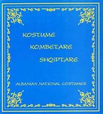 Albania 2000. Popular Folk National Costumes. Booklet Sheet Mich. 2722-2733 MNH