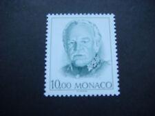 MONACO 1991 Prince Rainier 10F SG 1928 MNH Cat £5.00