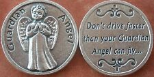 Holy Prayer Coin Token + Never Drive Faster Than Your Guardian Angel can Fly