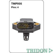 TRIDON MAP SENSORS FOR Volkswagen Polo 9N 1.9 TDi 04/10-1.9L AXR Diesel