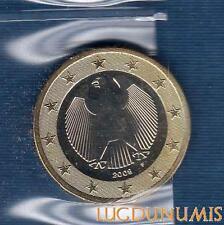 Allemagne 2009 1 Euro F Stuttgart FDC provenant coffret 60000 exemplaires