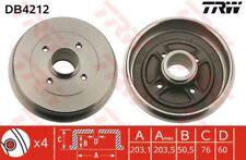 db4212 TRW freno de tambor eje trasero