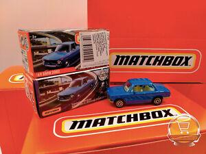 BMW 1969 MBX HIWAY MATCHBOX 2002 BMW '69 BLU Metal Parts