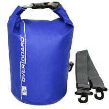 OverBoard Waterproof Dry Tube Bag - 5 Ltr - Blue