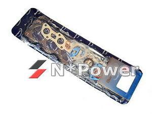 FULL MLS HEAD GASKET KIT FOR NISSAN PATROL GU Y61 TB48DE 4.8L DOHC 2001-2012