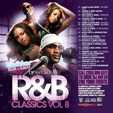 DJ ANT LO SOUL & R&B CLASSICS MIX CD VOL 8
