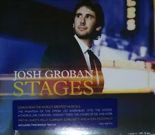 Josh Groban Stages Deluxe Edition - UK CD Album 2015