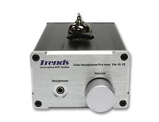 Trends PA-10.1D SE Tube Headphone/Prea amp. with Russian 6H23n Tube(2 Output)