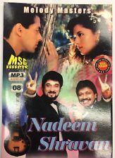 BEST OF NADEEM SHARVAN OR BEST OF 90'S BOLLYWOOD - 15 MOVIES -100+ SONGS MP3