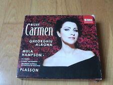Bizet : Carmen - Gheorghiu, Alagna, Hampson, Plasson - 3CD EMI