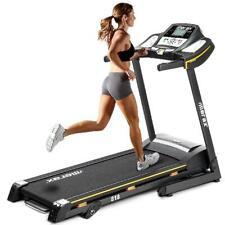 Motorised Electric Treadmill 2.25 HP Folding Running Machine Gym Manual Lncline