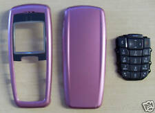Replacement Pink Fascia and Keypad for Nokia 2600 - NEW