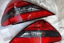 Genuine Mercedes Smoked LED Tail Lights SL55 SL63 AMG SL Class R230 Rear Lights
