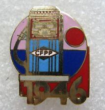 Pin's Série Collection Station Service les pompes à Essence CFPP 1946 #B3