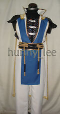 Mortal Kombat Vs.The DC Universe Raiden Cosplay Costume Custom-Made
