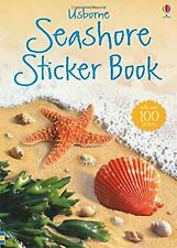 Seashore Sticker Book (Usborne Sticker Books), Lisa Miles, Used; Like New Book