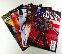 Marvel BLACK PANTHER (2009) #7 8 11 12 16 SHURI Lot FANTASTIC FOUR VF- to NM