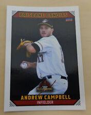 Andrew Campbell 2018/19 Australian Baseball League card - Brisbane Bandits