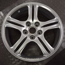 """2001 2002 2003 Mazda Protege OEM Wheel Rim 64842 9965057070 Harc Racing Hart 17"""""""