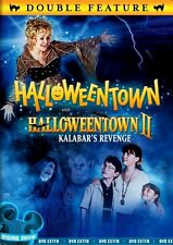 Disney Halloweentown I & II Movie 1 and 2 Double Feature Halloween Movies on DVD