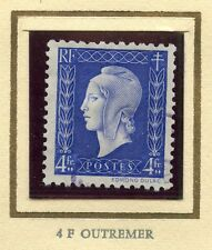 STAMP /  TIMBRE FRANCE OBLITERE MARIANNE DE DULAC N° 695