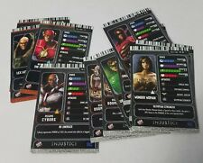 NEW! Injustice Dave & Buster's card  **Pick one Card**