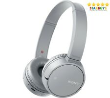Sony WH-CH500 Wireless Bluetooth On-ear Headphones with NFC & Hands Free - Grey