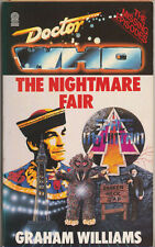 RARE: Doctor Who - The Nightmare Fair. 1st Target Books edn. VGC -.