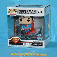 Superman - Superman on Gargoyle Jim Lee Collection Pop! Vinyl Figure (RS) #278
