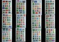 Stamp Collection Sweden Norway Iceland Denmark Finland & United States Free Post