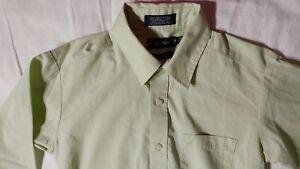 Nautica Boys Long Sleeve Button Up Shirt Size 12