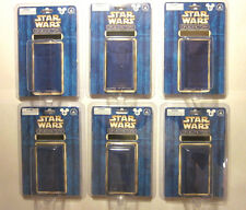 Disney Star Wars Build A Droid Factory - Single Clam Shell Cases - Lot of 6