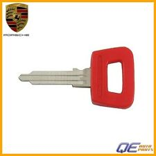 Porsche 911 1970 1975 Genuine Porsche Key Blank (Red) 91453190311