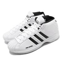adidas Pro Model 2G White Black 2020 Retro Men Basketball Shoes Sneakers FW4344