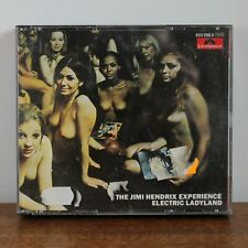 THE JIMI HENDRIX EXPERIENCE Electric Ladyland – 2CD - Polydor 1968 – 823 359-2
