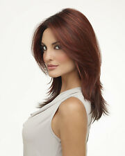 ROXIE Wig by ENVY, **ALL COLORS!** 100% Hand-Tied Cap with Lace Front, NEW