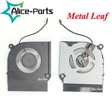 For Acer Predator Helios 300 PH317-53 PH317-54 PH315-52 Gpu Fan DC5V 1.00A Metal