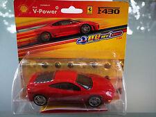 Ferrari F430 Hot Wheels Shell V-power 1 38 Sammlerauto Modellauto
