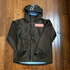 New Supreme Iridescent Taped Seamed Jacket Rain Waterproof Brown FW13 Size M