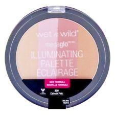 Wet n Wild Megaglo Illuminating Palette 320 Catwalk Pink sealed