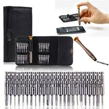 25X Small Mini Precision Screwdriver Set Watch Jewelry Mobile Phone Repair Tools