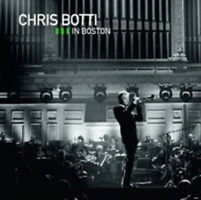 Chris Botti : Live in Boston CD (2009) ***NEW***