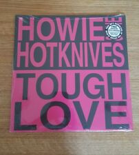 HOWIE and the HOTKNIVES Tough Love LP sealed punk