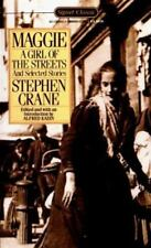 Maggie, a Girl of the Streets and Selected Stories Stephen Crane 1991, Paper e2